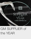 GM SUPPLIER of the YEAR